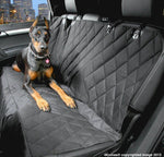 PupGuard BackSeat Protective Cover - Indigo-Temple