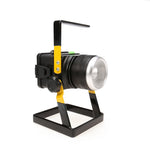 Rechargeable 3 Mode Zoomable 10W LED Floodlight - Indigo-Temple