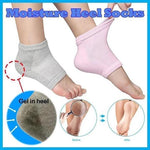 Anti-Crack Gel Moisturizing Heel Socks