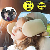PeacefulTrip™ Car Travel Headrest  Sleeping Cushion