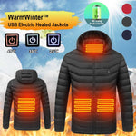 WarmWinter™ USB Electric Heated Jacket
