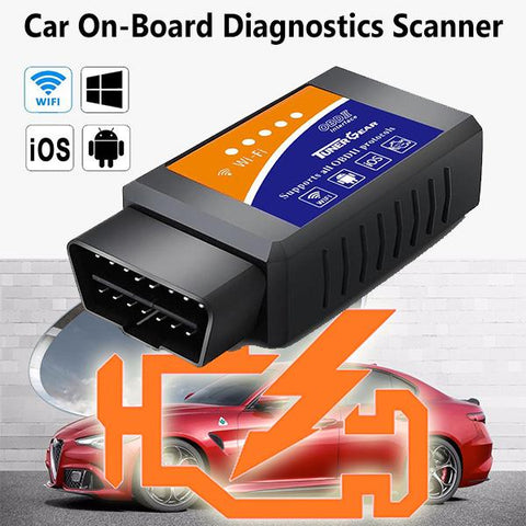 CarDoctor - Car On-Board Diagnostics Scanner - Indigo-Temple