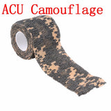 Camouflage Waterproof  Stealth Wrap Tape (4 colors) - Indigo-Temple