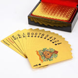 "24k Gold ""HIGH STAKES""  Poker Playing Cards"