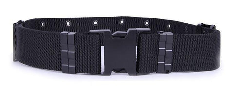 Combat Buckle Belt - Indigo-Temple
