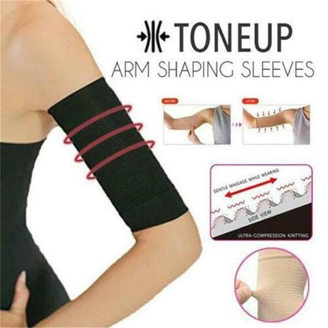 Slimming Compression Arm Shapers For Women