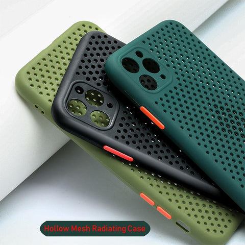 Heat Dissipating Cooling Case For iPhone