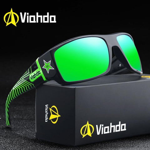 VIAHDA™ Explorer Polarized Shades For Men