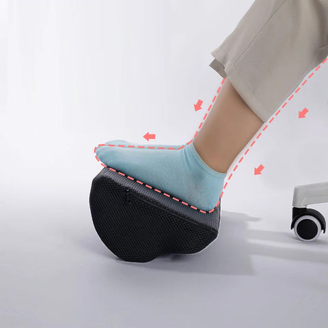UnderDesk™ Footrest Support Pillow