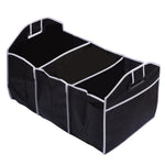 FOLDING TRUNK ORGANIZER - Indigo-Temple