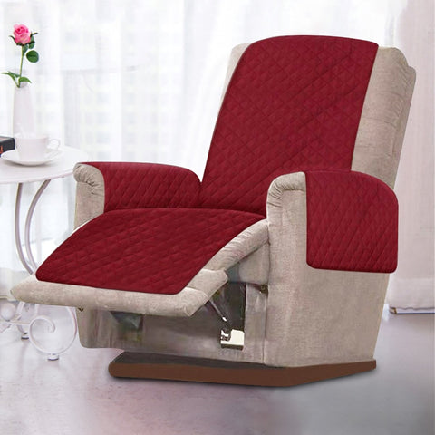Washable Removable Recliner Couch Slipcover