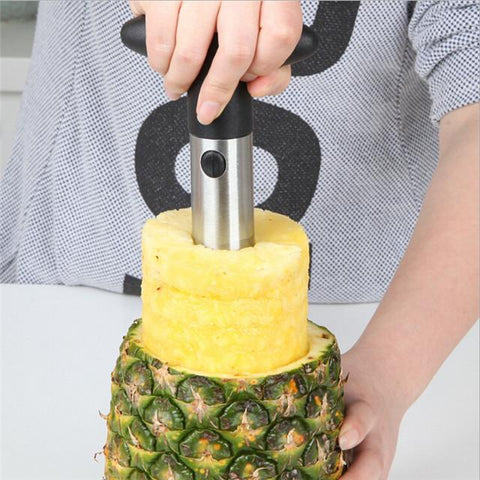 Pineapple Easy Slicer - Indigo-Temple