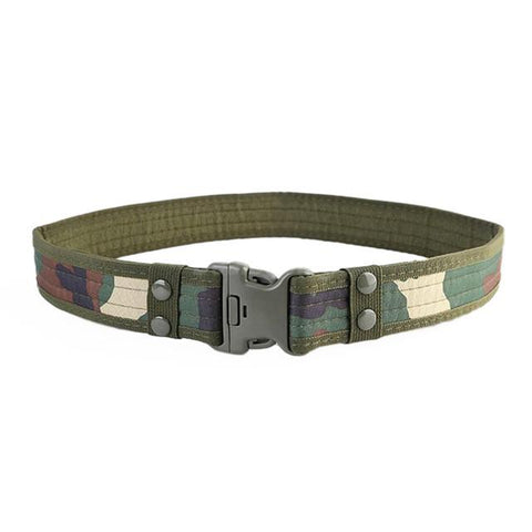 Tactical Heavy Duty  Belt - Indigo-Temple
