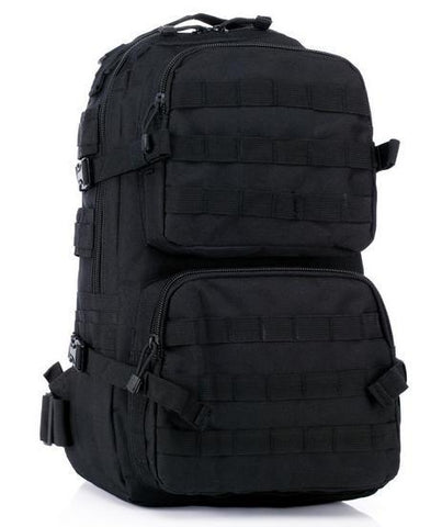 Tactical MOD Molle  Backpack - Indigo-Temple