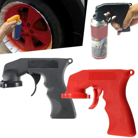 Full Grip Spray Can Trigger Handle - Indigo-Temple