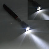 Telescopic Magnetic LED Pick Up Tool - Indigo-Temple