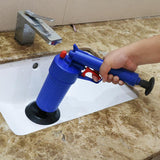 High Pressure Drain Pipe Cleaning Gun - Indigo-Temple