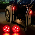 Magnetic Car Door LED Warning Lights (2 pcs) - Indigo-Temple