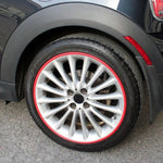 DIY Car Wheel & Rim Protectors - Indigo-Temple
