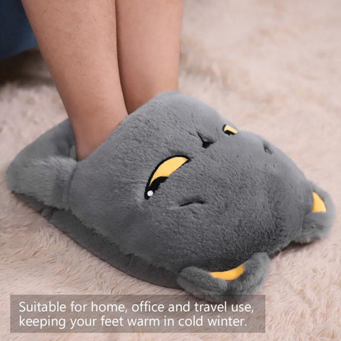 Cute USB Powered Heated Feet Warmer
