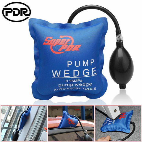 Powerful Pump Wedge