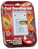 Electronic Ultrasonic Anti Pest Repeller - Indigo-Temple