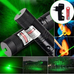 High Power Tact Laser Pointer Survival Tool - Indigo-Temple