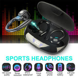 SportMaster™ TWS Wireless Sporty Flexible Headphones
