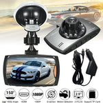 Full HD 1080P Night Vision & G-Sensor DVR Dash Cam