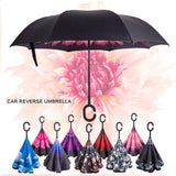 C-brella™ Reversible C-Hook Umbrella
