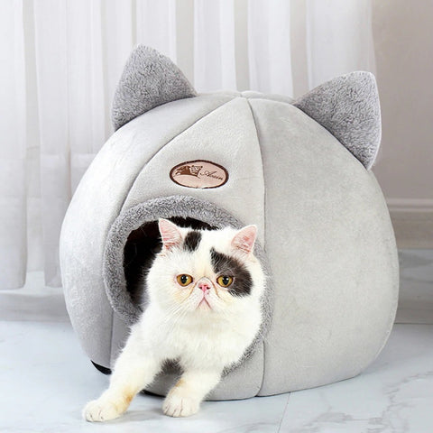 CozyCat™ Winter Cat Bed