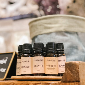 Breathe Essential Oil Blends