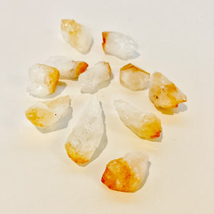 Citrine Pocket Stone