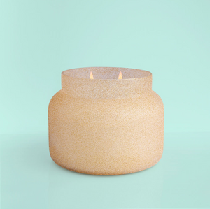 Load image into Gallery viewer, Pumpkin Dulce Glam Jumbo Jar Candle