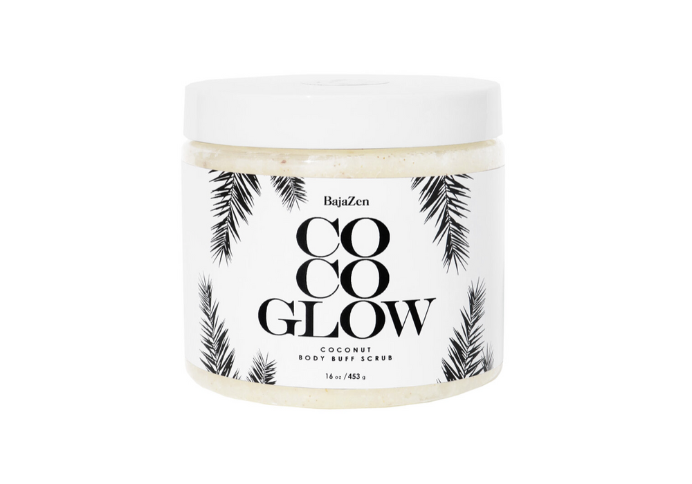 Load image into Gallery viewer, Coco Glow Body Buff Scrub