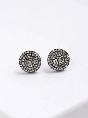 Load image into Gallery viewer, 925 CZ Stud Earring