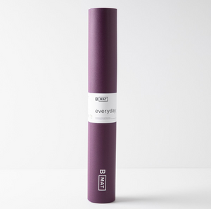 Everyday B Yoga Mat - Deep Purple