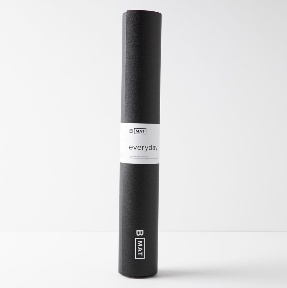 Everyday B Yoga Mat - Black