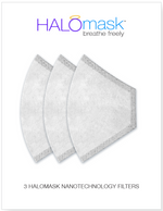 Replacement Filters for Halomask