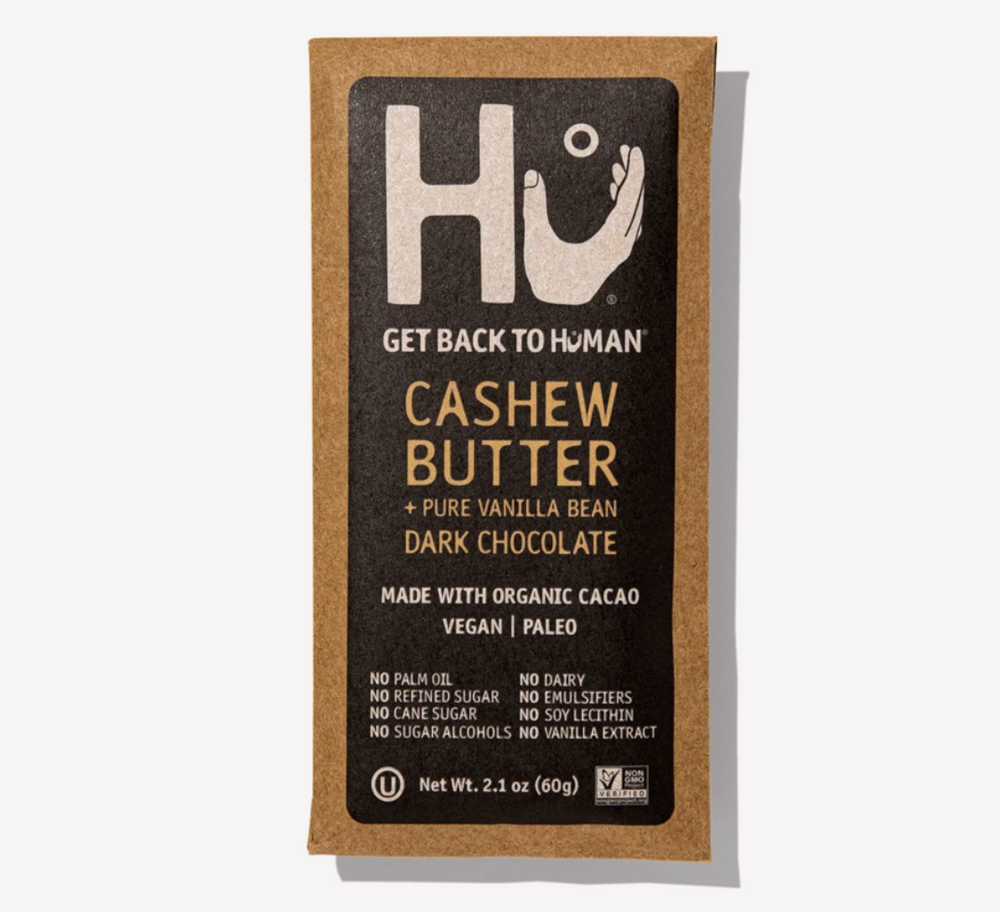 Chocolate Bar - Cashew Butter/Vanilla Bean