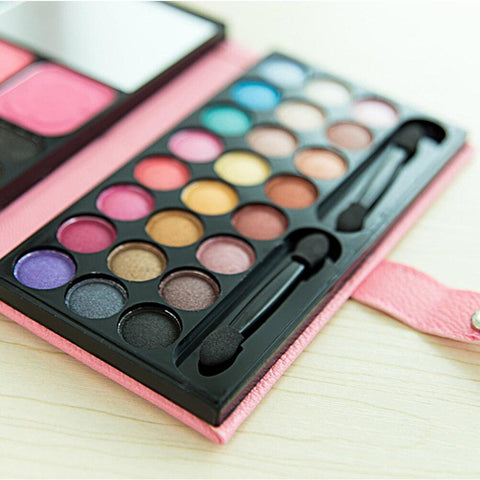 33 Color Gliltter Eyeshadow Palette Kit