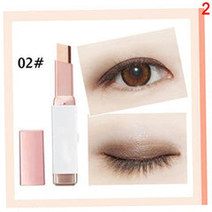 Double Color Gradient Eyeshadow Stick