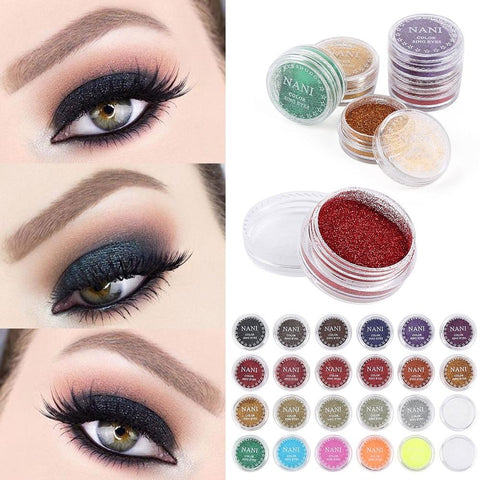 23 Colors Waterproof Glitter Eye Shadow Palette