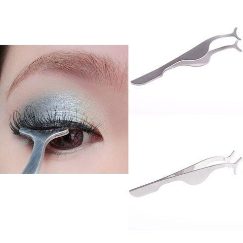 Eyelash Curler Extension Applicator