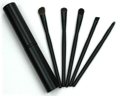 5pc Travel Makeup Brush Set