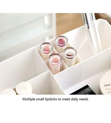 Multi-layer Plastic Makeup Organizer