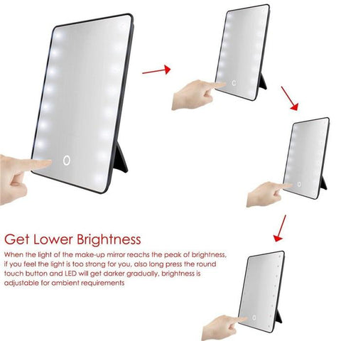 16 LED Cosmetic Mirror