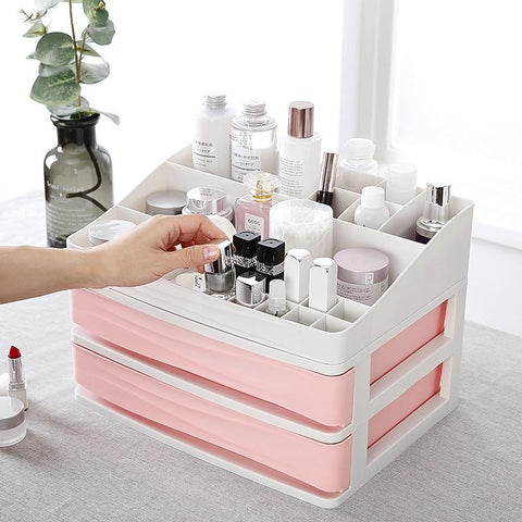 Cosmetic Drawer Makeup Organizer