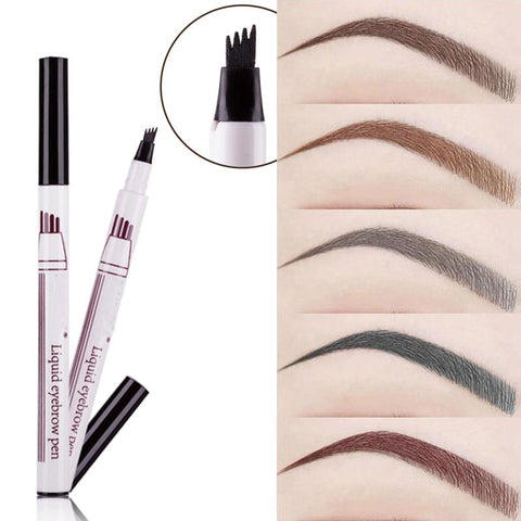 Liquid Eyebrow Waterproof Pencil