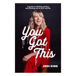 YOU GOT THIS - BOOK